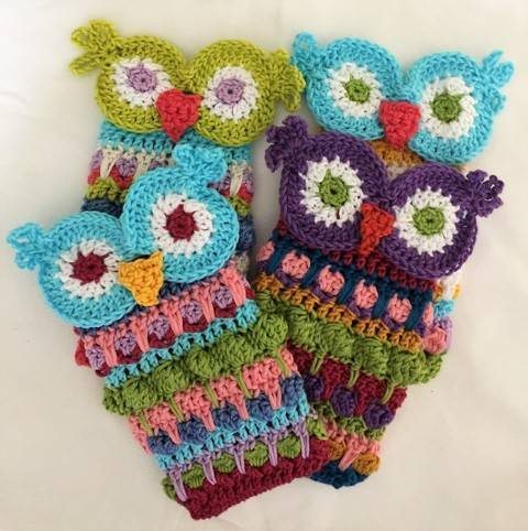 Download Moroccan Owl Eyeglass or Accessory Case immediately at Makerist