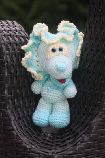 Häkelanleitung Trixie, das Fabeltier - Häkelanleitungen bei Makerist sofort runterladen