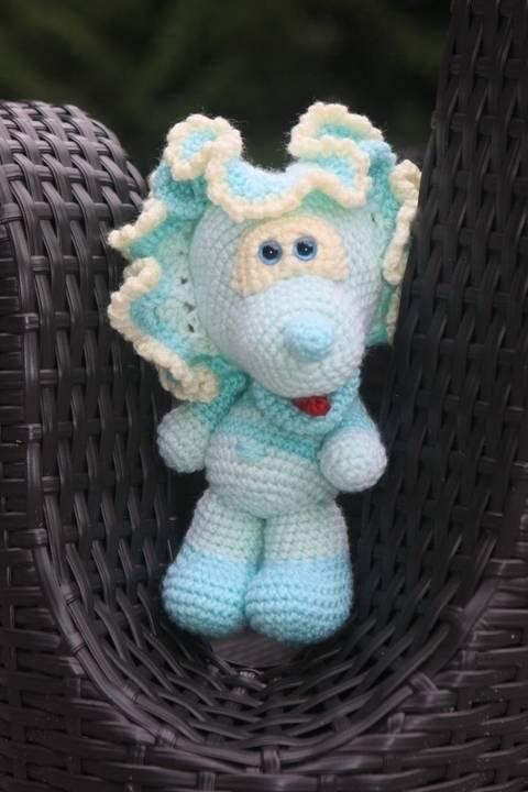 Häkelanleitung Trixie, das Fabeltier bei Makerist sofort runterladen