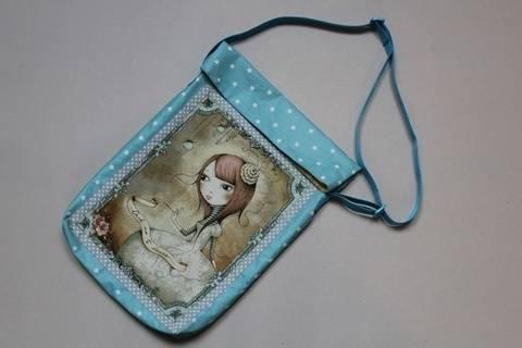 LAURA Büchertasche Tasche Beutel bei Makerist sofort runterladen