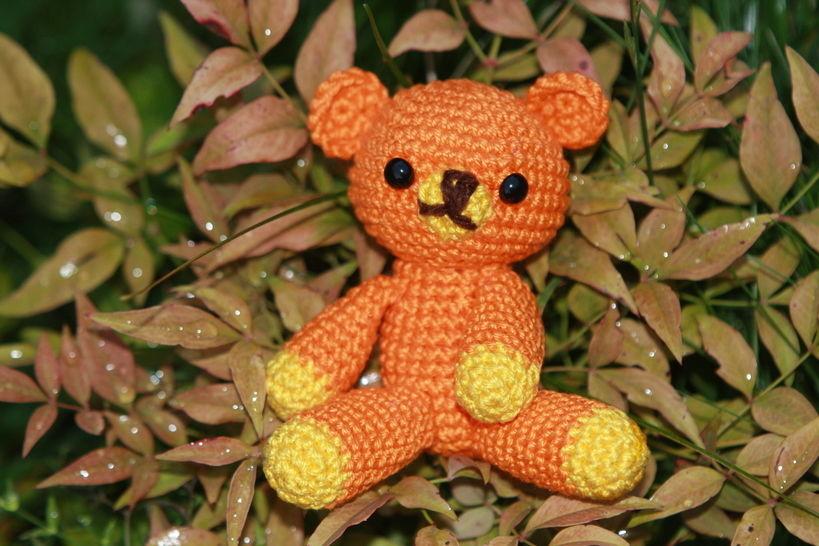 Häkelanleitung Easy Peasy Teddy Bear - Häkelanleitungen bei Makerist sofort runterladen