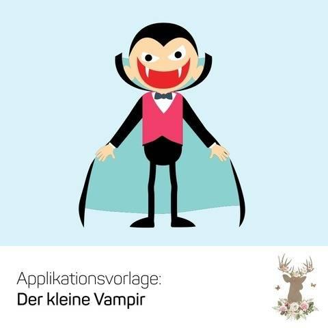 """Applikation """"Der kleine Vampir"""" bei Makerist sofort runterladen"""