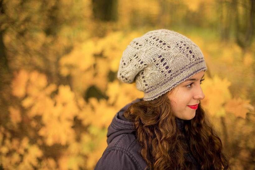 Download Keep Warm Hat  - Knitting Patterns immediately at Makerist
