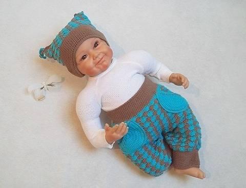 Häkelanleitung Babyset Seasons Gr. 50-80 bei Makerist sofort runterladen
