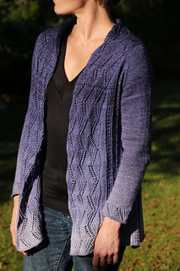 Download lisa cardigan  - Knitting Patterns immediately at Makerist
