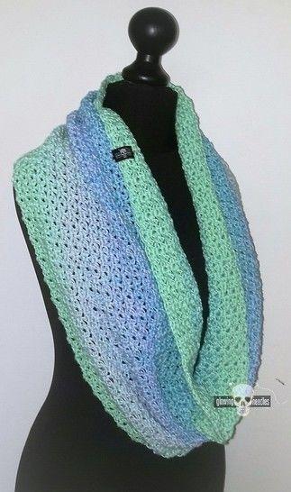 """Download crochet pattern Loop """"Sky"""" - Crochet Patterns immediately at Makerist"""