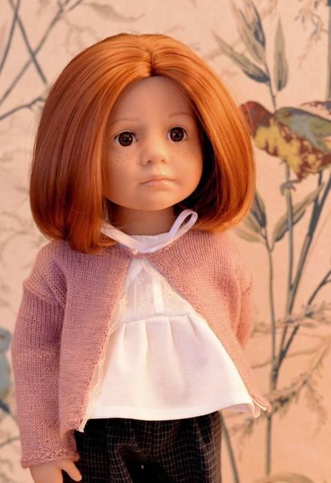 Télécharger Gilet basique Mina Couture pour poupée de 46 cm à 50 cm tout de suite sur Makerist