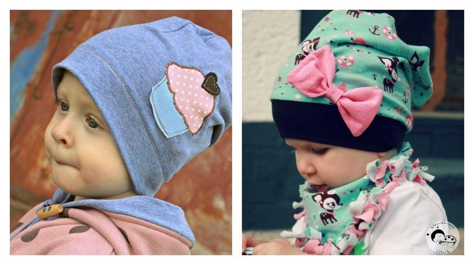 Baby Beanie für KU 34 bis 53, Nähanleitung und Schnittmuster - Nähanleitungen bei Makerist sofort runterladen