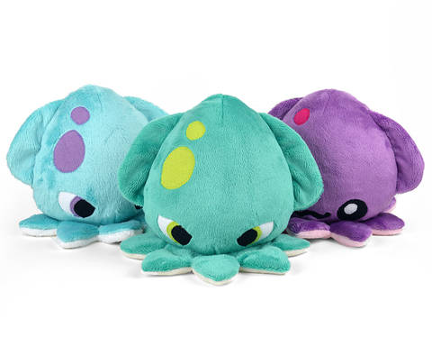 Download Squid Kraken Plush Toy Sewing Pattern immediately at Makerist
