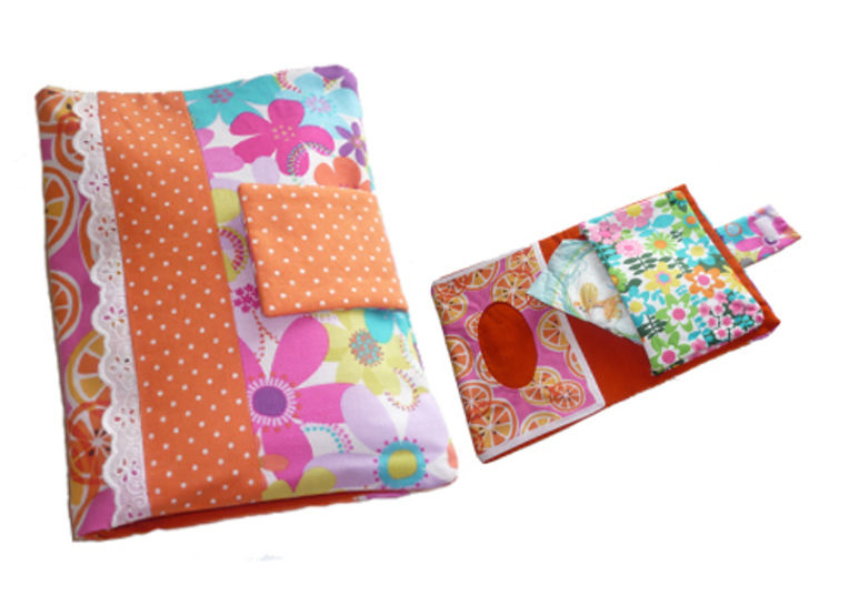 Download LULU Diaper Clutch - PDF sewing pattern - Sewing Patterns immediately at Makerist