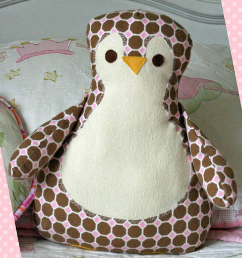 Download Annie's Penguin Sewing Pattern immediately at Makerist
