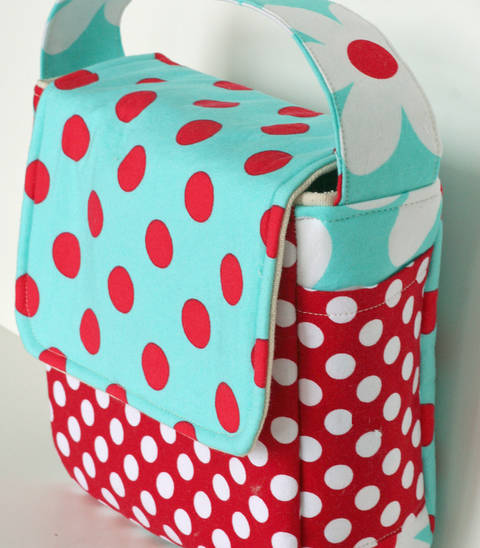 Download Love Your Lunch Box PDF Sewing Pattern immediately at Makerist