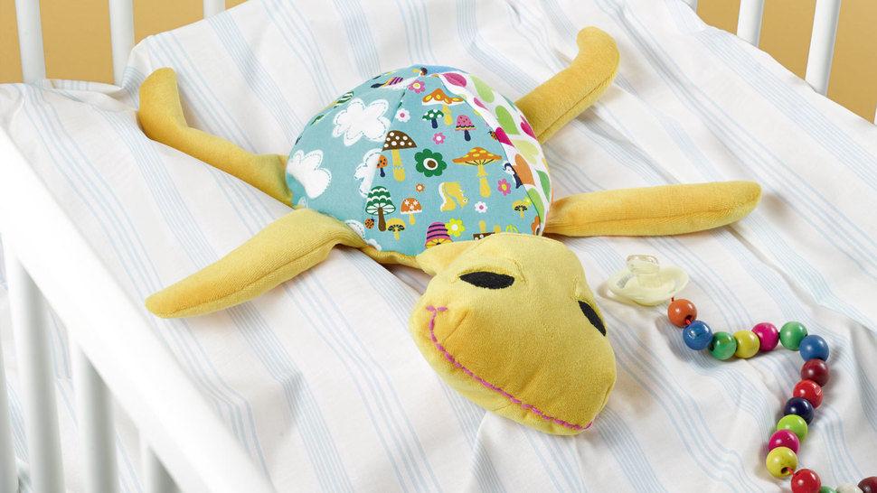 Emma Schildkröte Nähanleitung mit Schnittmuster - Nähanleitungen bei Makerist sofort runterladen