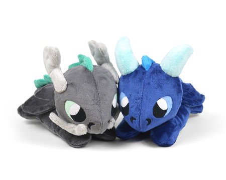 Download Dragon Plush Toy Sewing Pattern Reclining - Sewing Patterns immediately at Makerist