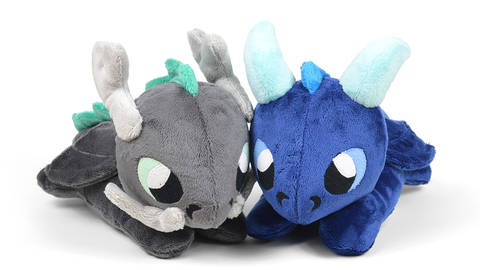 Large Dragon Plush