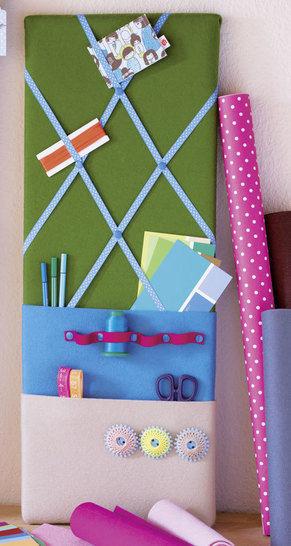 Dekorative Pinnwand Nähanleitung - Nähanleitungen bei Makerist sofort runterladen