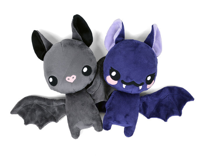 Download Floppy Bat Stuffed Animal Toy Sewing Pattern - Sewing Patterns immediately at Makerist
