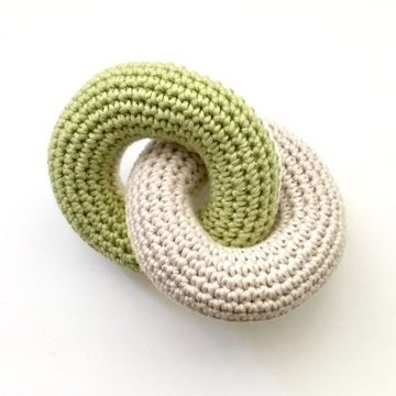 Download Linked Rings Crochet Pattern - Crochet Patterns immediately at Makerist