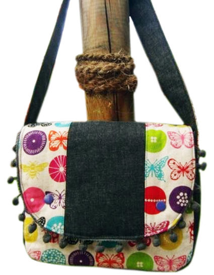Download Lotta purse - 2 sizes - PDF sewing pattern - Sewing Patterns immediately at Makerist