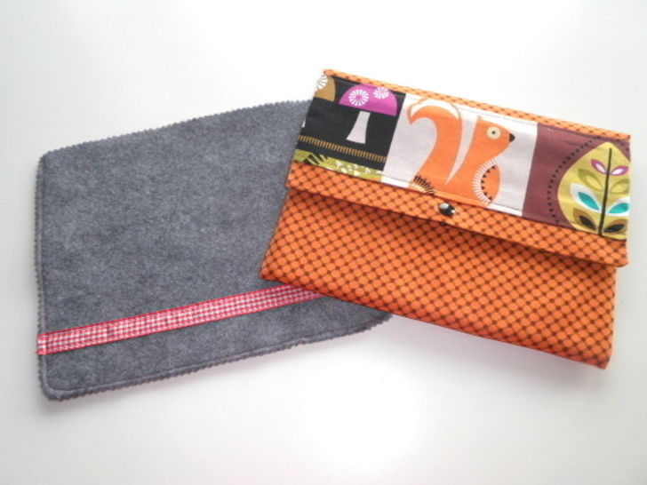 Download Appleton iPad or tablet cover - individual sizes - Sewing Patterns immediately at Makerist