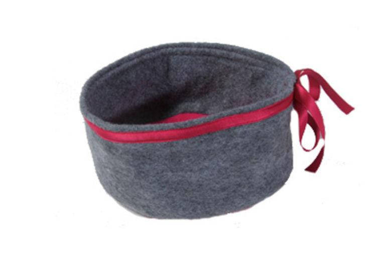 Download Babette round basket - three sizes - Sewing Patterns immediately at Makerist