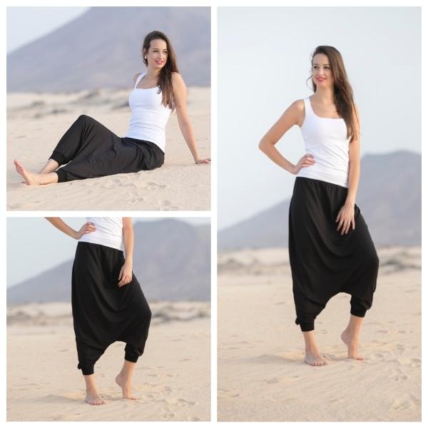 Harem pants pattern, baby harem pants sewing pattern, pdf, baby ...