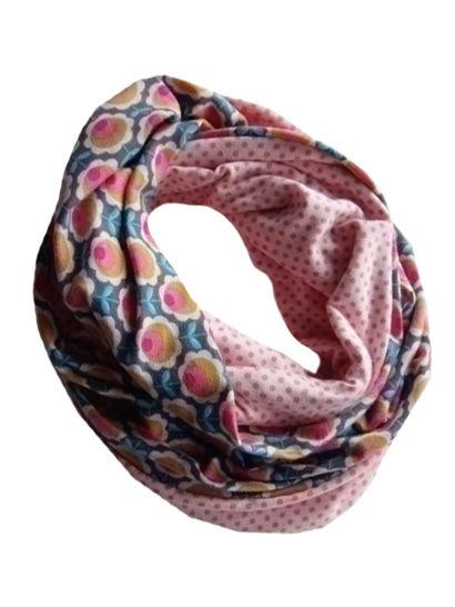 Download KIM loop scarf - adults & kids - Sewing Patterns immediately at Makerist
