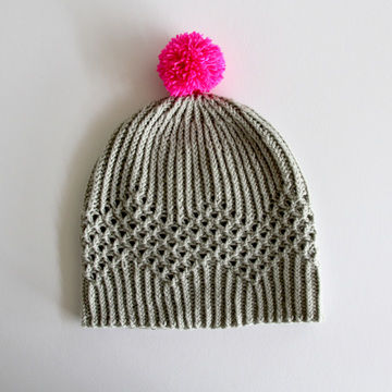Download Mendia Hat - Knitting Patterns immediately at Makerist