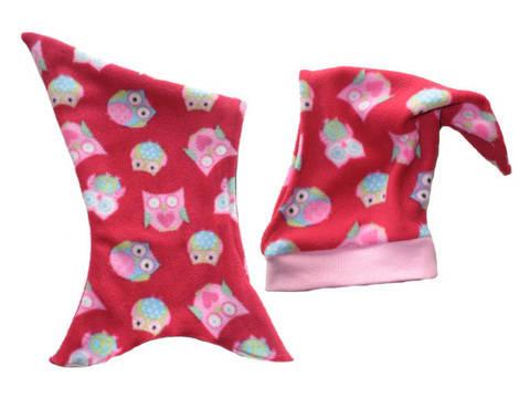 Download Tobi winter hat, two versions - International size: 3 mo–14yr immediately at Makerist