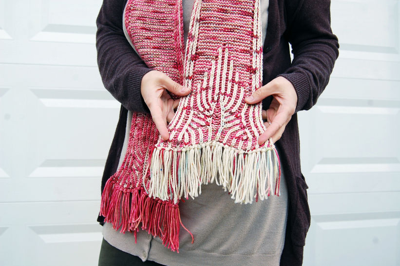 Download Pink Madness - Knitting Patterns immediately at Makerist