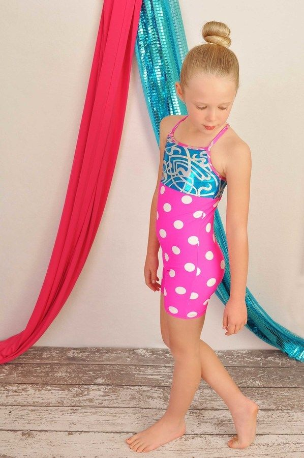 Casey Unitard for Gymnastics or Dance Sewing Pattern