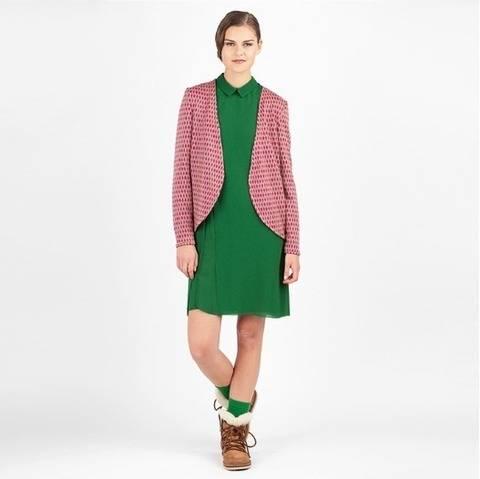 Télécharger Veste Lola - Patron de couture et tutoriel en Français/Anglais/Allemand tout de suite sur Makerist