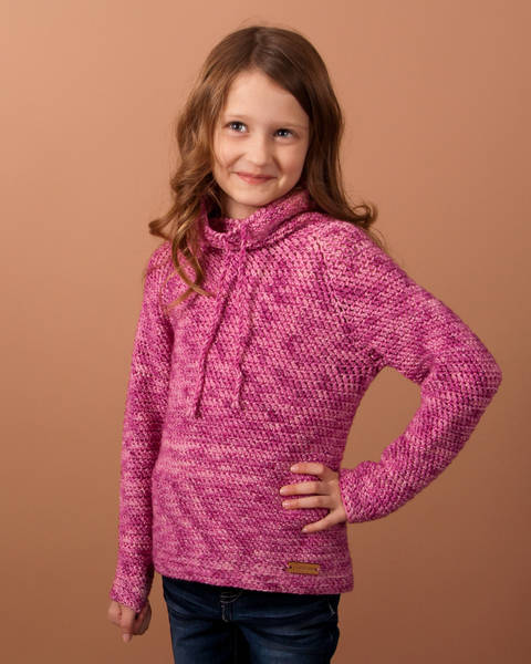 Download Scheuber Pullover Girls immediately at Makerist