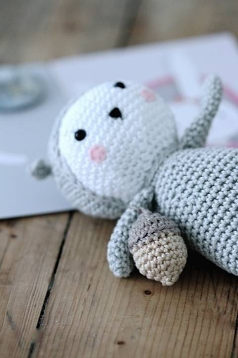Télécharger Sweet squirrel English version by Agathe Rose tout de suite sur Makerist