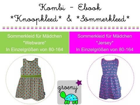 Kombi-EBook *Knoopkleed und Sömmerkleed* bei Makerist sofort runterladen