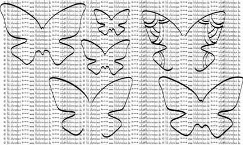 Plotterdatei ° Butterfly ° Plottermotiv bei Makerist sofort runterladen