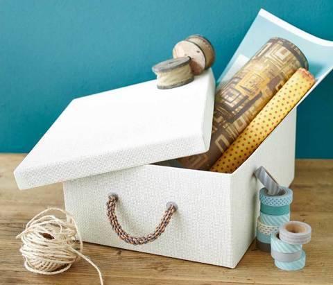 Schachtelgriff aus Lederriemen Knüpfanleitung bei Makerist sofort runterladen