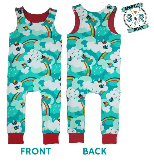 Download Jersey Dungarees PDF Sewing Pattern - Sewing Patterns immediately at Makerist