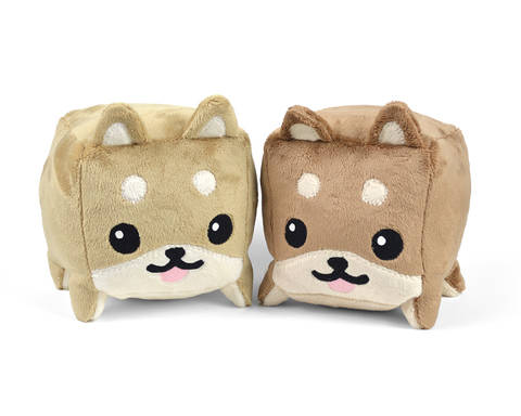 Download Cube Dog Shiba Inu Puppy Plush Toy Sewing Pattern immediately at Makerist
