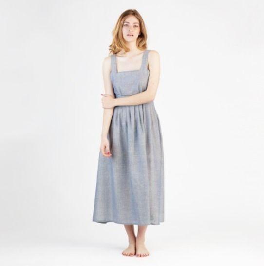 Télécharger Robe Ute - Patron de couture et tutoriel en Français - Patrons de couture tout de suite sur Makerist