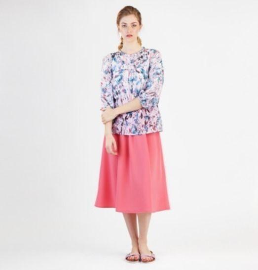 Télécharger Chemisier Mila - Patron de couture avec instruction en Français - Patrons de couture tout de suite sur Makerist
