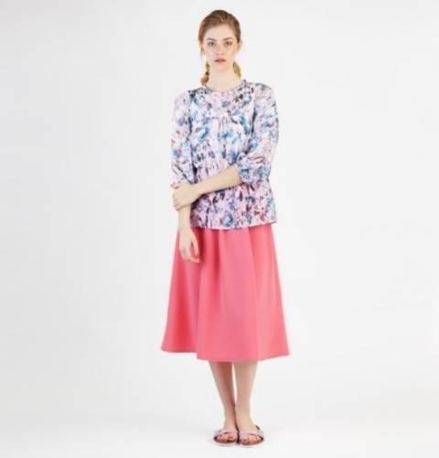 Télécharger Chemisier Mila - Patron de couture avec instruction en Français tout de suite sur Makerist