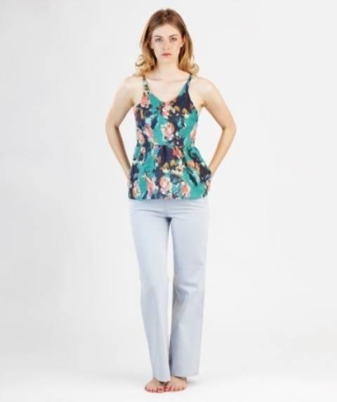 Télécharger Top / Haut Tara - Patron de couture avec instruction en Français tout de suite sur Makerist