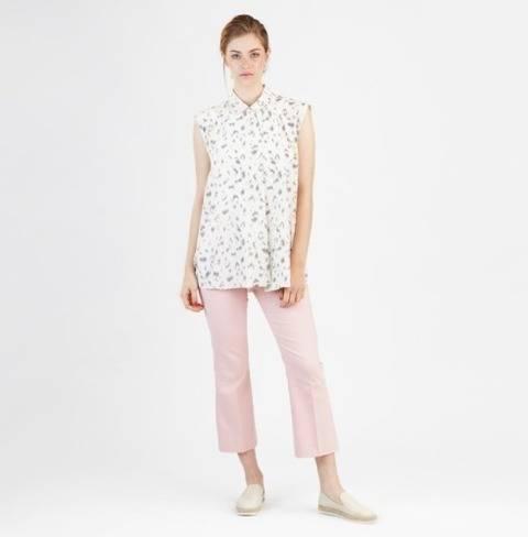 Télécharger Chemisier Michelle - Patron de couture avec instruction en Français - aussi avec manches longues tout de suite sur Makerist