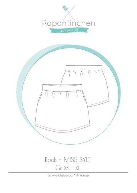 Sommerrock MISS SYLT bei Makerist sofort runterladen