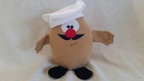 Kuschelmonster Cooky - Nähanleitung bei Makerist sofort runterladen