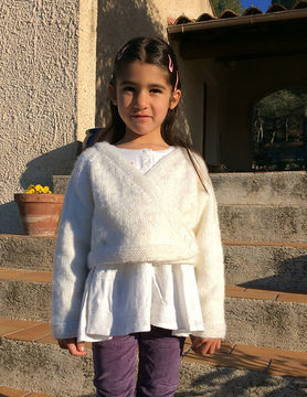Download Petite gourmandise - cardigan for babies and girls - Knitting Patterns immediately at Makerist
