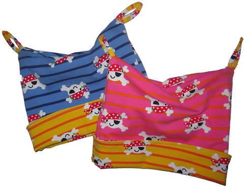 reversible hat with matching bandana sewing pattern baby bei Makerist sofort runterladen