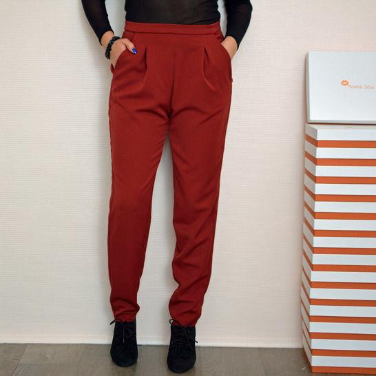 Télécharger Pantalon Lou | Patron PDF taille 34-48 - Patrons de couture tout de suite sur Makerist