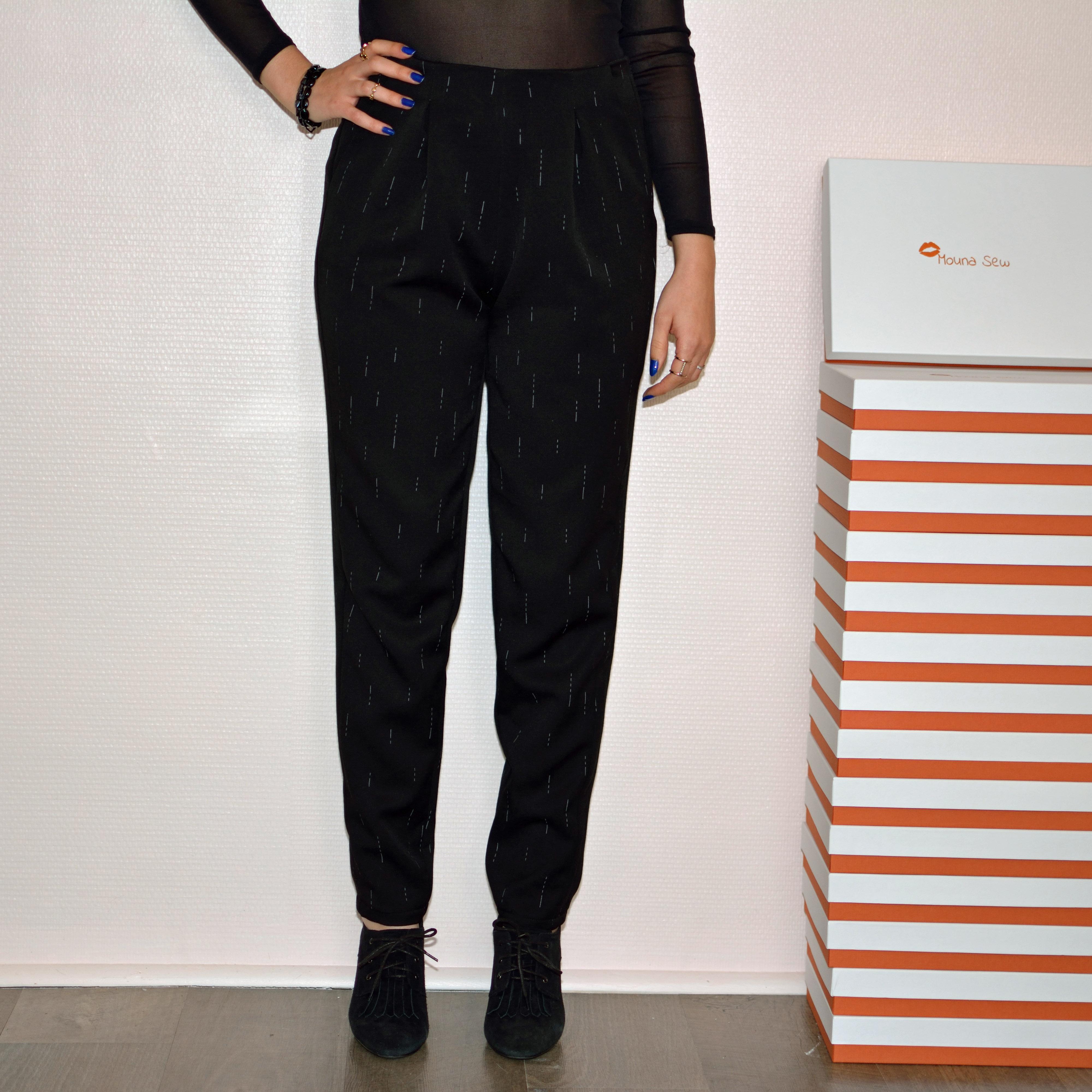 Pantalon Lou   Patron PDF taille 46-58 9109064fd944